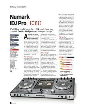 Numark iDJ Pro