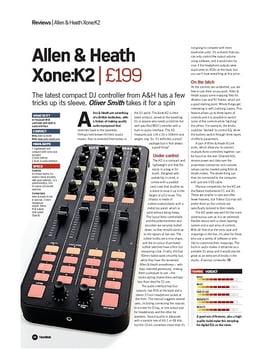 Allen and Heath Xone:K2