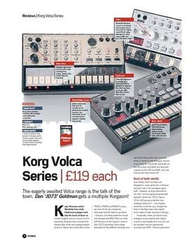 Korg Volca Series