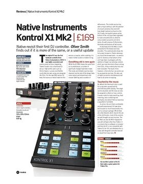 Native Instruments Kontrol X1 Mk2