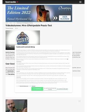 Videokolumne #14:Pedal Sports!