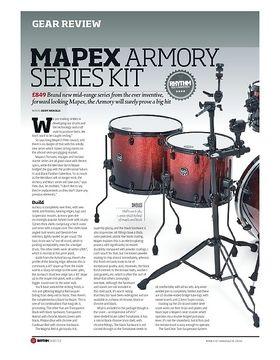Mapex Armory Series Kit
