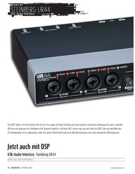 Steinberg UR44 - USB-Audio-Interface