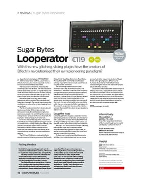 Sugar Bytes Looperator