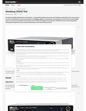 Steinberg UR242