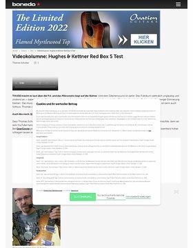 Videokolumne #57: Mikrofonie-Desaster-Verhinderer