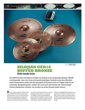 Zildjian GEN16 Buffed Bronze