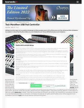 Test-Marathon USB Pad Controller