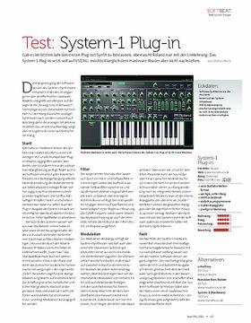 Roland System-1 Plug-in
