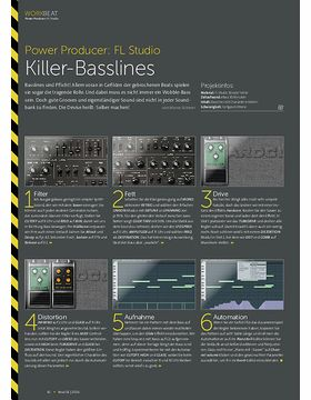 FL Studio - Killer-Basslines