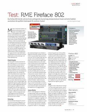 RME Fireface 802