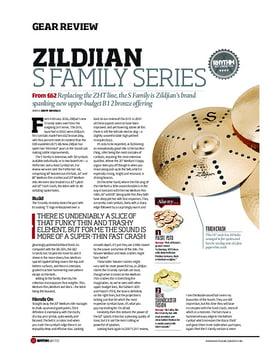 Zildjian S Family Series