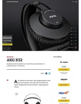 AKG K-52