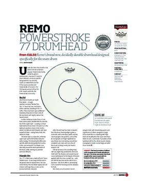 Remo Powerstroke 77 Drumhead