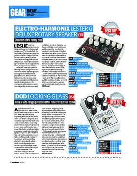 Electro-Harmonix Lester G Deluxe Rotary Speaker