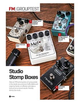 Studio Stomp Boxes