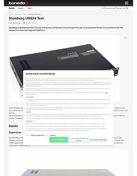 Steinberg UR824