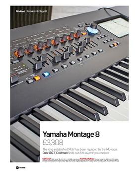 Yamaha Montage 8