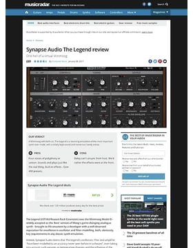 Synapse Audio The Legend