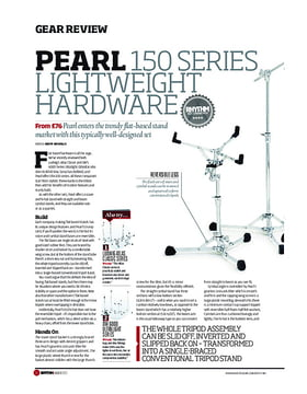 Pearl 150 Series Lightweight Hardware