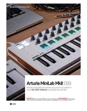 Arturia MiniLab MkII