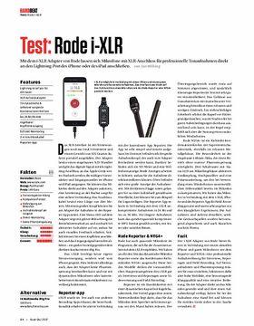 Rode i-XLR