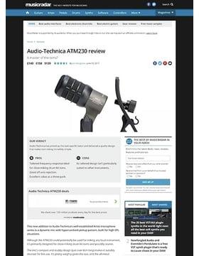 Audio-Technica ATM230