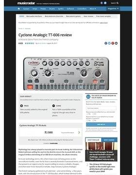Cyclone Analogic TT-606