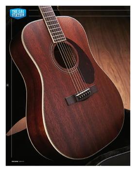 Fender PM-1 All-Mahogany NE