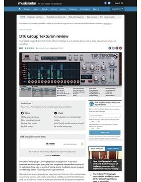 D16 Group Tekturon
