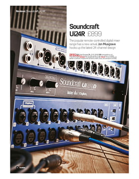 Soundcraft  Ui24R