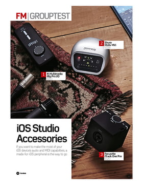 IK Multimedia  iRig Pro I/O