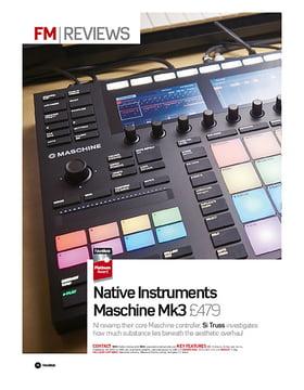 Native Instruments Maschine Mk3