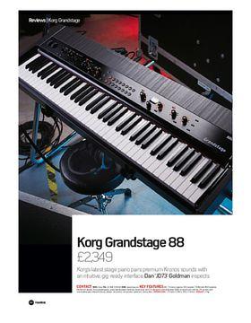 Korg Grandstage 88