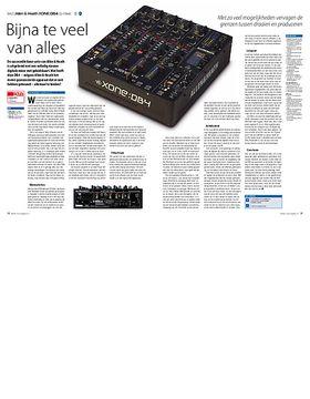 Allen & Heath XONE:DB4 dj-mixer