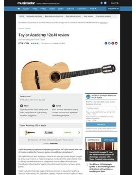 Taylor Academy 12e-N