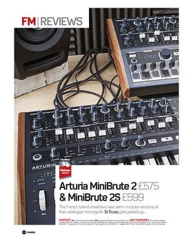 Arturia MiniBrute 2 & MiniBrute 2S