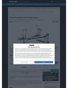 Dixon Precision Coil Pedals