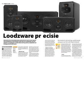 Adam Audio S-serie monitors