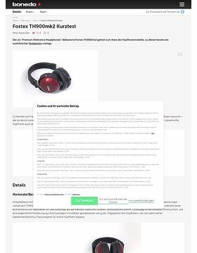 Fostex TH900mk2