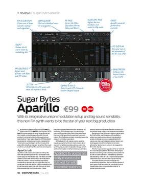 Sugar Bytes Aparillo