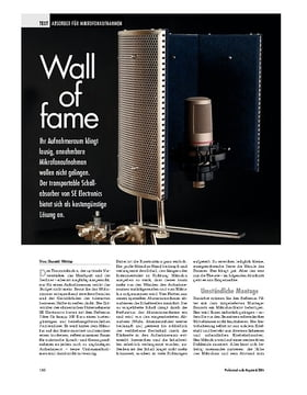 Wall of fame: SE Electronic Reflexion Filter