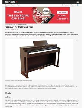 Casio AP-470 Celviano