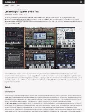 Lennar Digital Sylenth 1 v3.0