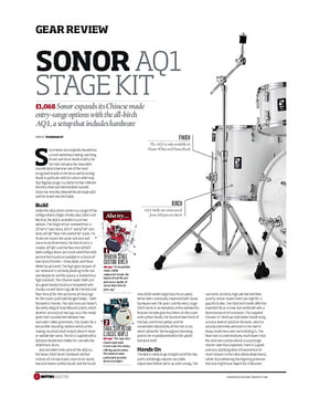 Sonor AQ1 Stage Kit