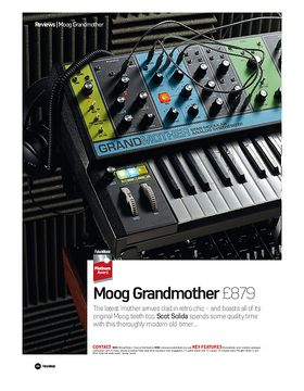 Moog Grandmother