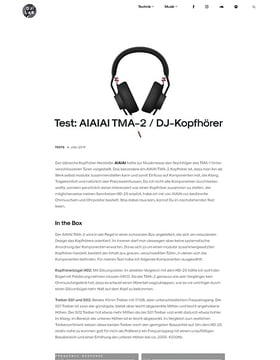 AIAIAI TMA-2