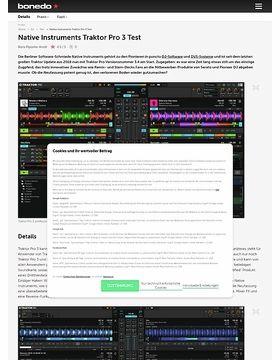Native Instruments Traktor Pro 3