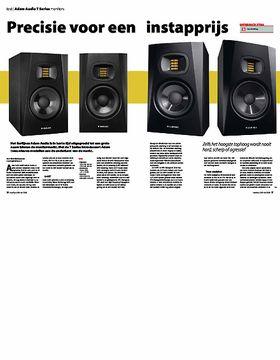 Adam Audio T Series monitors