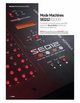 Mode Machines SEQ12